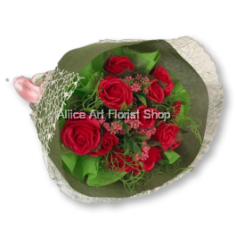 SOAP FLOWERS ABC BACHATA
