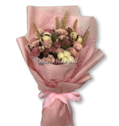 COTTON FLOWERS  CHERI CHERI LADY