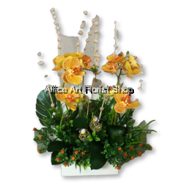 FUNKY TOWN ARTIFICIAL FLOWER