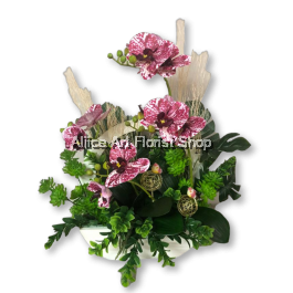 LET'S PARTY ON ARTIFICIAL FLOWERS