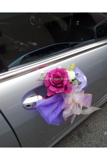 BLISSFUL CAR DECO