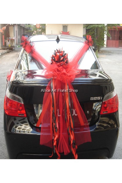 BEARY BEARY CAR DECO