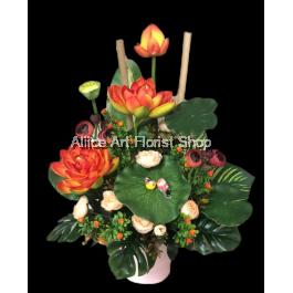 EMINENT FORTUNE ARTFICIAL FLOWERS